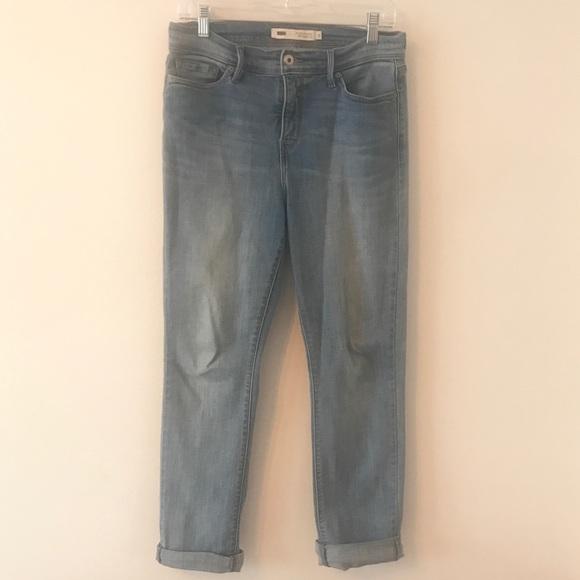 Levi's Denim - ❗️SOLD❗️Levi's 512 Straight Slimming Jeans